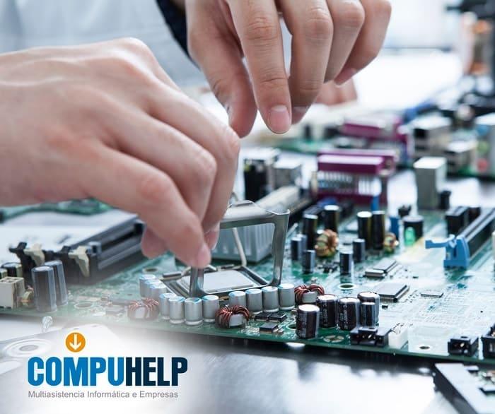 reparación de equipos informáticos a empresas
